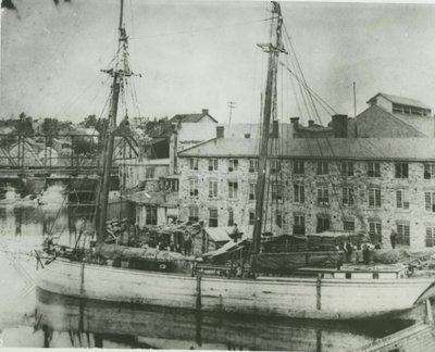 PICTON (1867, Schooner)