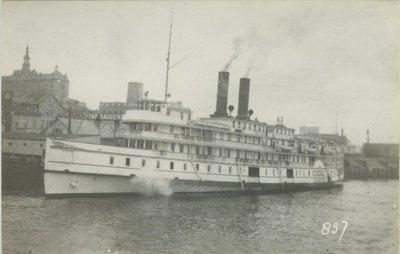 QUEBEC (1865, Steamer)