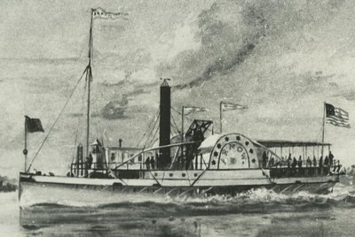 ARROW (1848, Steamer)