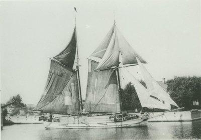 UNA (1877, Schooner)