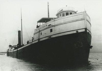 VENEZUELA (1897, Bulk Freighter)