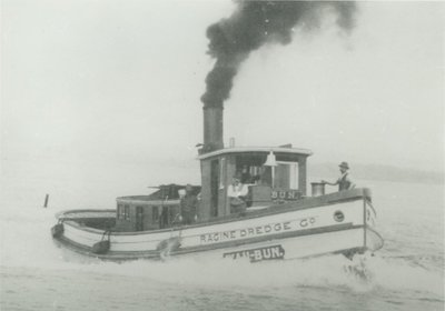 WAU BUN (1887, Tug (Towboat))