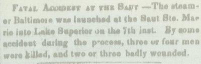 BALTIMORE (1847, Steamer)