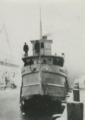 AGNES (1879, Barge)