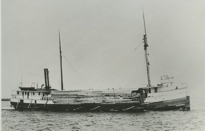 MARSHALL, J.D. (1891, Steambarge)