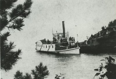 CITY OF ASHLAND (1883, Steamer)