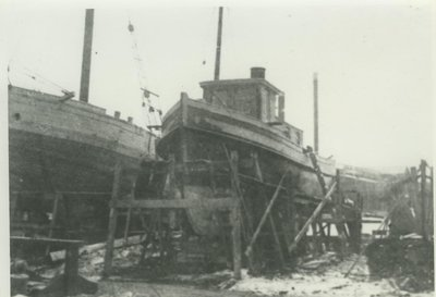BUES,  H.F. (1873, Tug (Towboat))