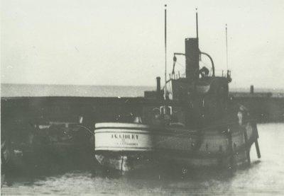 GIDLEY, J.G. (1901, Propeller)
