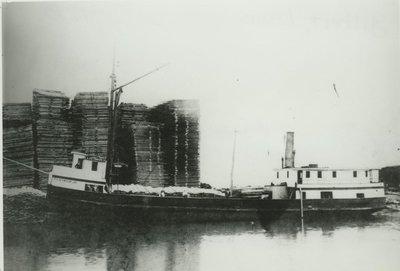 SEYMOUR, R.A., JR. (1882, Steambarge)