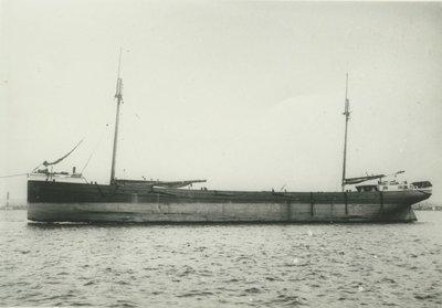 BISWABIK (1894, Schooner-barge)