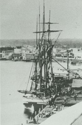 WINONA (1863, Schooner)