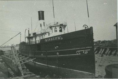 WINSLOW (1865, Tug (Towboat))