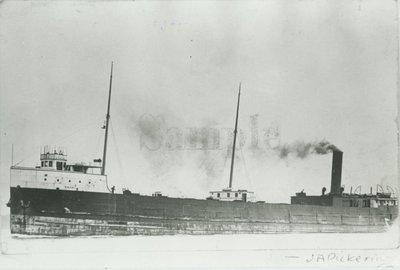 YALE (1895, Bulk Freighter)