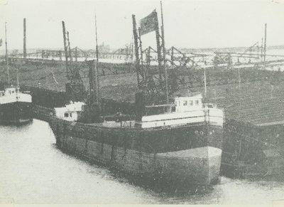 WRIGHT, ALFRED P. (1888, Bulk Freighter)
