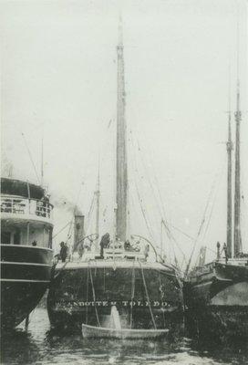 WYANDOTTE (1856, Schooner)