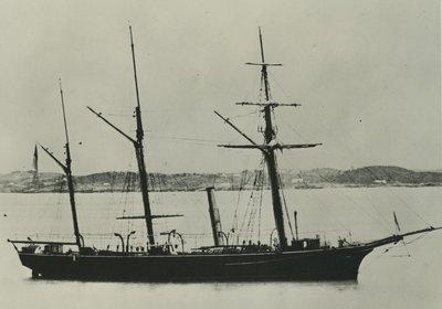 BRITOMART, H.M.S. (1860, Schooner)