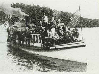 ERMA D. ( Steamer)