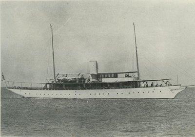 JATHNIEL (1889, Yacht)
