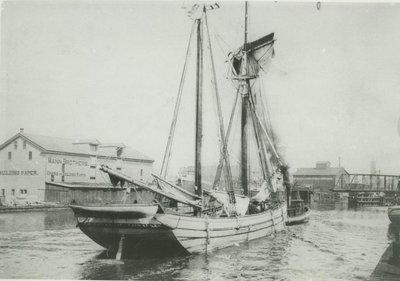 PRIME, J.B (1866, Scow Schooner)
