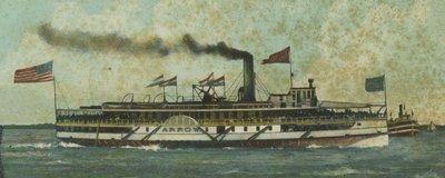 ARROW (1895, Passenger Steamer)