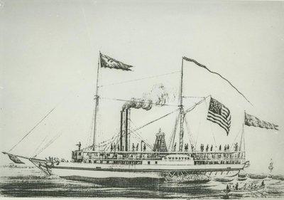 WEBSTER, DANIEL (1833, Steamer)