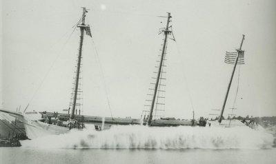CORA A. (1889, Schooner)