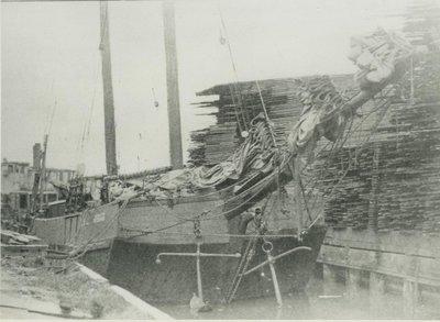 HUBBARD, NEWELL (1867, Scow Schooner)