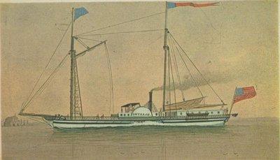 ONTARIO (1817, Steamer)