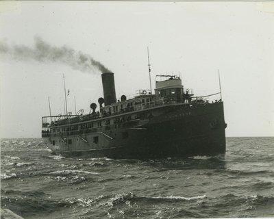 PURITAN (1901, Propeller)