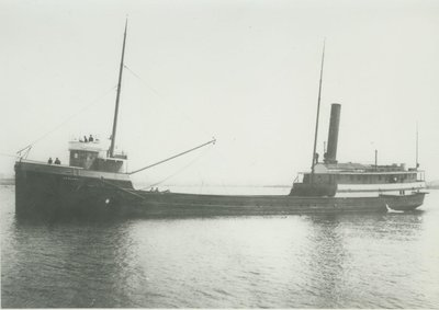RUNNELS, H. E. (1893, Steambarge)