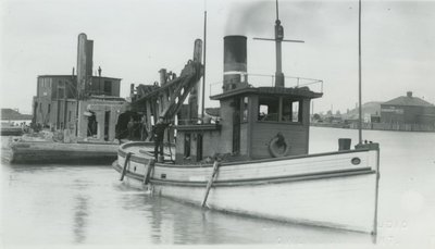 QUEEN (1899, Tug (Towboat))