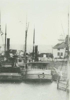 RAND (1886, Steambarge)