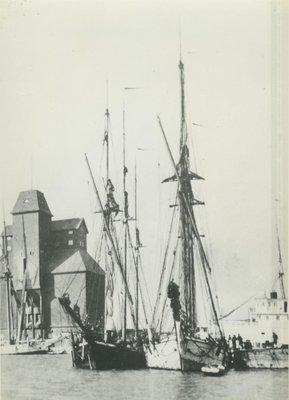 MCLAREN, J. LOOMIS (1882, Schooner)