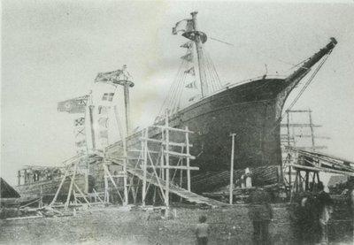 GARDEN ISLAND (1877, Bark)