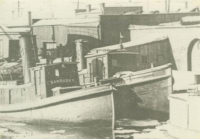 SUPERIOR (1896, Tug (Towboat))