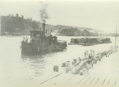 TORCH LAKE (1873, Tug (Towboat))