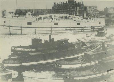 UNION (1861, Tug (Towboat))