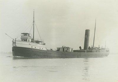 UGANDA (1892, Bulk Freighter)