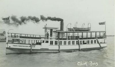 CLARK BROTHERS (1890, Ferry)
