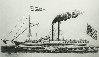 CLEVELAND (1837, Steamer)