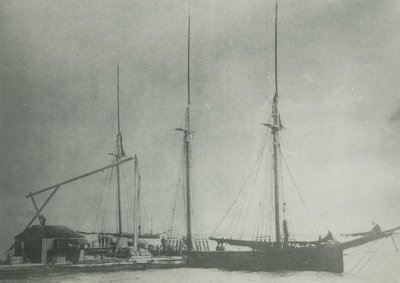 CLEVELAND, H.G. (1867, Schooner)