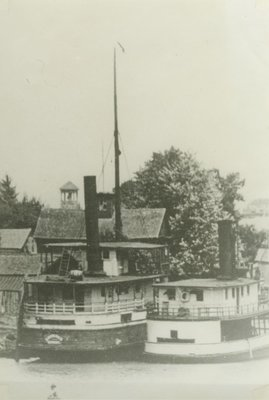 POWERS, D.W. (1870, Steambarge)