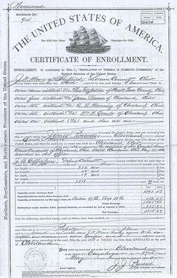 PICKANDS, JAMES (1886, Bulk Freighter)
