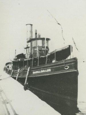 PROCTOR, WILLIAM L. (1883, Tug (Towboat))