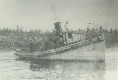 PULLAR, JIM (1894, Tug (Towboat))