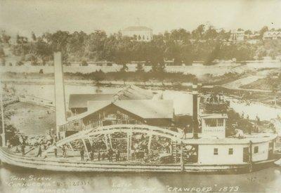 CORNUCOPIA (1867, Steamer)