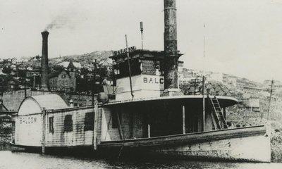 BALCOM (1882, Steamer)