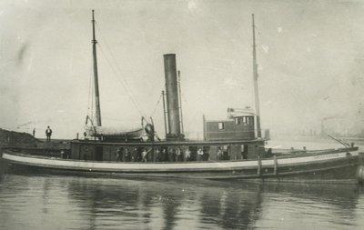BANGS, ANSON M. (1897, Tug (Towboat))
