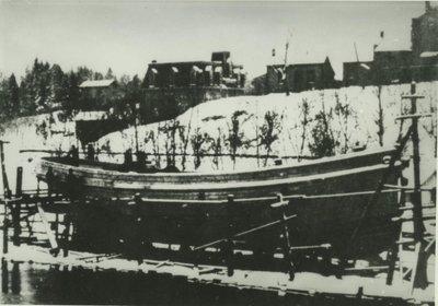 HUME, JESSIE (1894, Tug (Towboat))