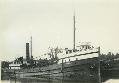 GAULT, JOHN  C. (1881, Package Freighter)